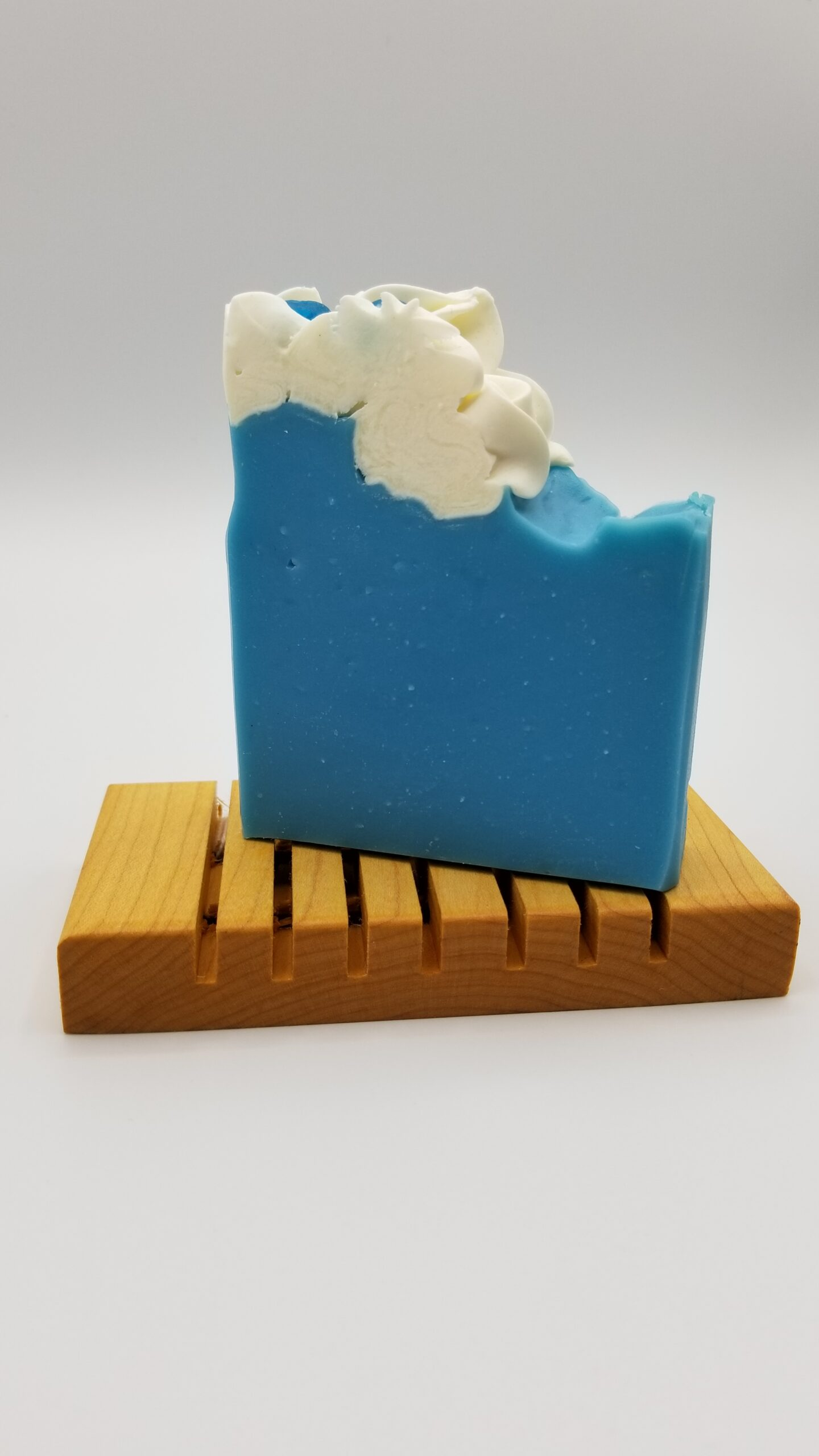 Blueberry Smoothie Scent Cold Process Soap